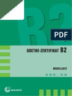 Test Goethe - Poziom B2