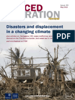Climate Change Forced Migration Disasters
