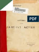 Letters From a Sûfî Teacher