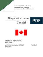 Diagnosticul Cultural Al Canadei