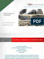 04 Presentaci n Tecnolog a Del Hormig n Puzolanas