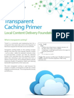 Transparent Caching Primer