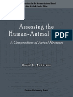 Assessing the Human-Animal Bond