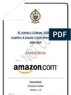 amazoncom case analysis The case study i have chosen for my topic is on amazoncom, the area where i would be focusing is on the core concept of e-business and the benefits it provide effectively in adopting e-supply chain strategies.