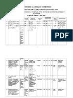 CID Plan de Actividades 2008 - 2009