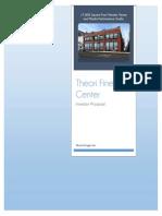 Theori Fine Arts Proposal