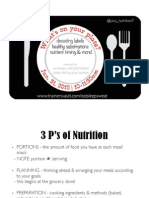 whats on your plate-
