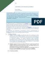 Tema 3. El Nivel Fónico y Los Elementos Prosódicos.