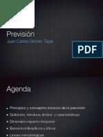 Presentacion Prevision