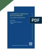 Hans Kelsen - La Garantía Jurisdiccional de La Constitución (Parte I)