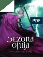 Andrzej Sapkowski - 0Saga o Vešcu - Sezona Oluja