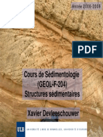 Sedimento Struct Sediment 2008-09