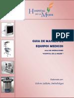 Guia de Manejo de Equipos Sop by Edwin ambulodegui