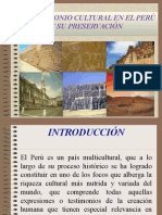 instituciones-que-preservan-el-patrimonio-cultural-en-el-perc3ba.ppt