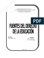 Fuentes Educacion