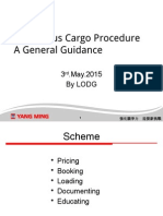 Dangerous Goods Procedure General Guidance for Agent