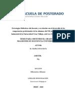 Tesis Maria Silva Mata - Ucv Lima - Esquema 25-05-2015hoyyyyyyyyyyyyyy