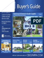 Coldwell Banker Olympia Real Estate Buyers Guide June 6th 2015
