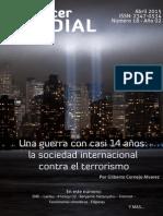 Revista Acontecer Mundial - Abril 2015