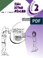 Generación de proyectos empresariales - Modulo 2