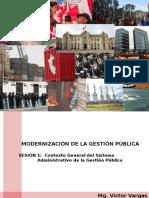 Contexto General Del Sistema Administrativo