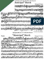 Municipal March