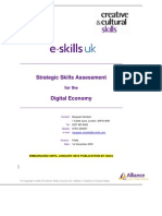 Strategic Skills Assessment for the Digital Economy 2010