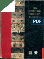 Los Mamiferos Silvestres de Mexico