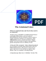 Axiatonal Lines Attunement