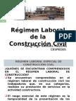 Regimen Especial de Construccion Civil