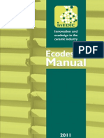 Inedic Manual En - Innovation and Ecodesign in the Ceramic Industry