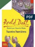 Sacrees Sorcieres - Roald Dahl