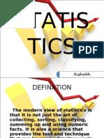 Statis Tics