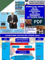 Ponencia Ataque Posicional Seleccion Espanola-Venancio Lopez