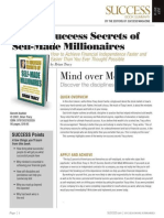 21 Secrets Self Made Summary - Success Magazine Book Summaries