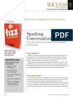 Fizz Summary - Success Magazine Book Summaries