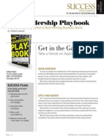 Leadership Playbook Summary - Success Magazine Book Summaries
