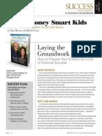 Smart Money Smart Kids Summary - Success Magazine Book Summaries