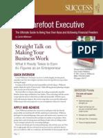 The Barefoot Executive - Success Magazine Book Summaries