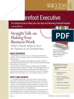The Barefoot Executive - Success Magazine Book Summaries