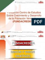 Presentacion Corta FUNDACREDESA