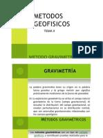 Método Gravimétrico (Geofísica)