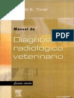 Diagnostico Radiologico Veterinario