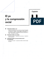 El Yo y La Comprension Social