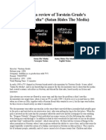 Varg Vikernes Review Torstein Grude Satan Rir Media Satan Rides the Media.odt