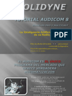 Tutorial Audicom 8-2011