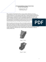 4.the Use of Parametric Modelling to Design Transfer Chutes and Other Key Components