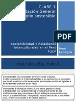 Presentación 1 - Desarrollo Sostenible