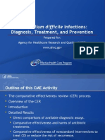 c Diff Infections
