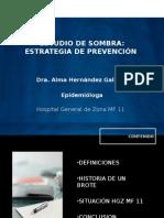 Estudio de Brote-Infecciones Del Torrente